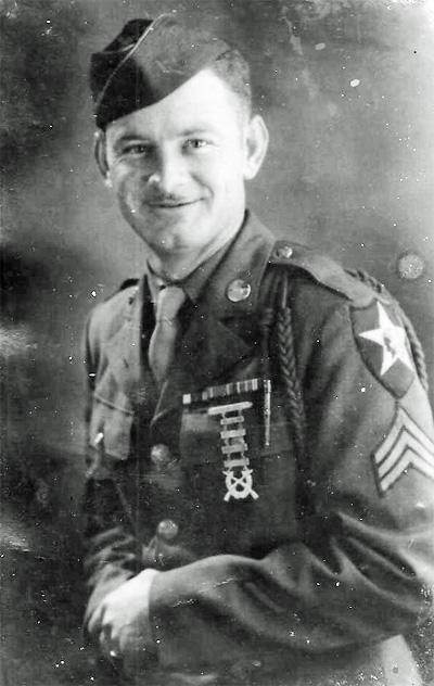 Joe J Hooser : Staff Sergeant from Texas, World War II Casualty