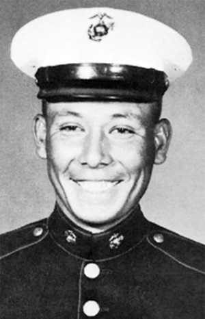 Joe Manuel Salinas : Private First Class from California