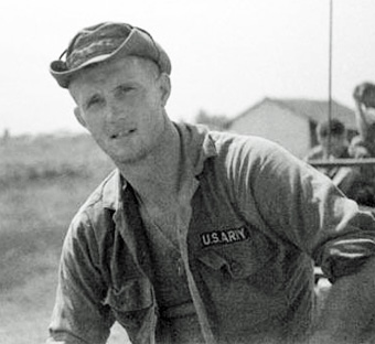 Ray Houston Woods : Specialist Four from Georgia, Vietnam War Casualty