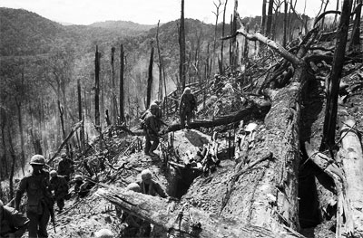 Battle for Hill 875 - American Casualties of War, Gold Star Archive